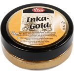 Inka-Gold, old gold, 50ml